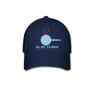 Official Blue Tengu Hat