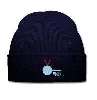 Official Blue Tengu Knit Cap