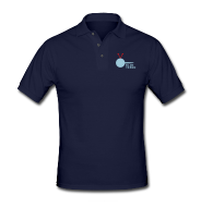 Official Blue Tengu Polo Shirt
