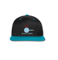 Official Blue Tengu Snap Cap