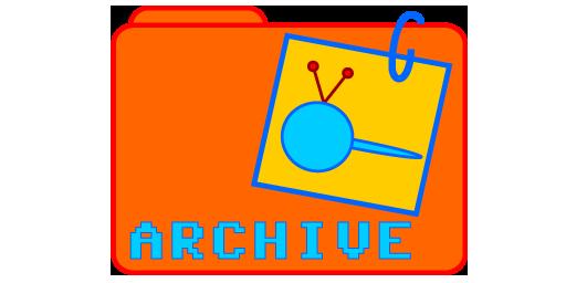 Blue Tengu Archive Logo