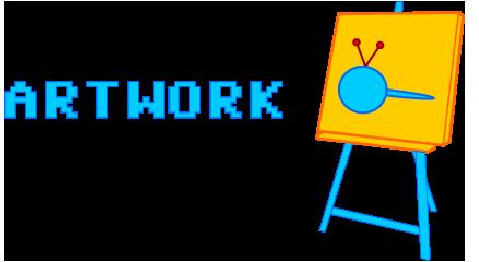 Blue Tengu Art Logo