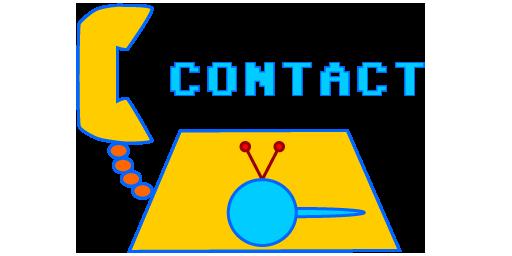 Blue Tengu Contact Logo