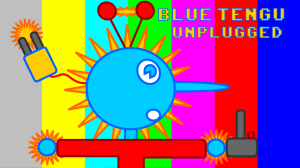 Blue Tengu Unplugged Logo