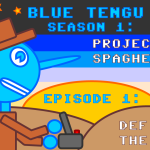 Blue Tengu's Live Game Development Show - Episode One