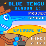Blue Tengu's Live Game Development Show - Episode Eight