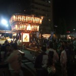 Tsukuba Festival at Night