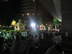 Tsukuba Matsuri - Akita Tradition