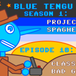 Blue Tengu's Live Game Development Show - Episode Ten