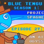 Blue Tengu's Live Game Development Show - Episode Twenty-Seven