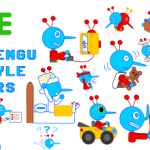 The Road to Line Stickers