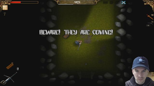 Larva Mortus - Beware They're Coming