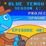 Blue Tengu's Live Game Development Show - Episode Forty