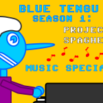 Blue Tengu's Game Development Show - Music Special