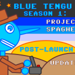 Blue Tengu's Live Game Development Show - Launch and Post-Launch