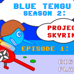 Blue Tengu's Live Game Development Show - Season 2, Episode 1