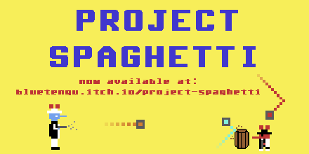 Project Spaghetti Now Available