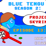 Blue Tengu's Live Game Development Show - Season 2, Episode 13