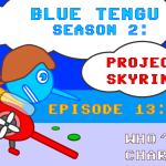 Blue Tengu's Live Game Development Show - Season 2, Episode 13