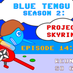Blue Tengu's Live Game Development Show - Season 2, Episode 14