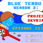 Blue Tengu's Live Game Development Show - Season 2, Episode 21