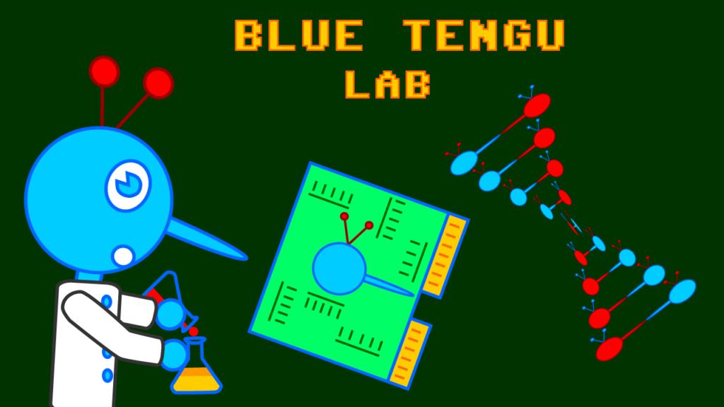Blue Tengu Lab