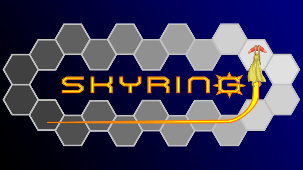 Skying Gradiant Logo 720p